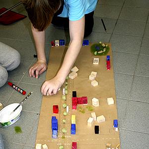 Arkkitehtuuri- ja ympäristökulttuurikoulu Lastu: Arkkitehtuurikasvatustyöpajat ja –koulutus